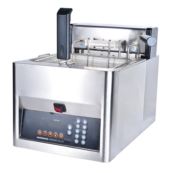 Auto Lift Up Fryer