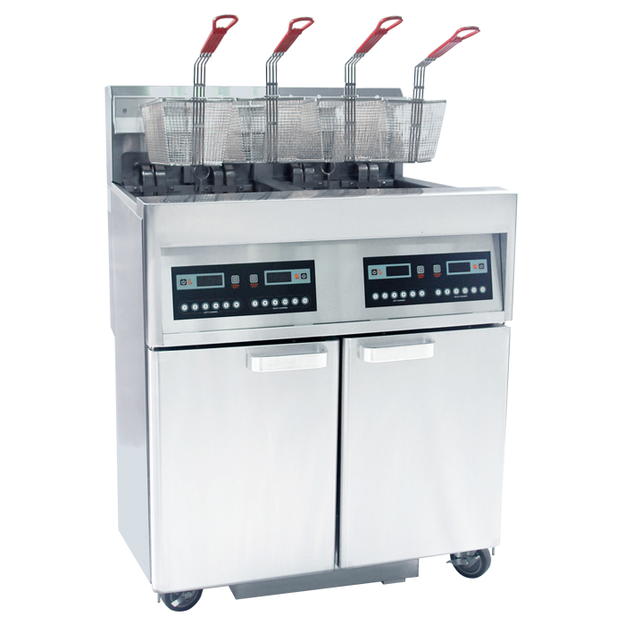 Electric Standing Fryer
