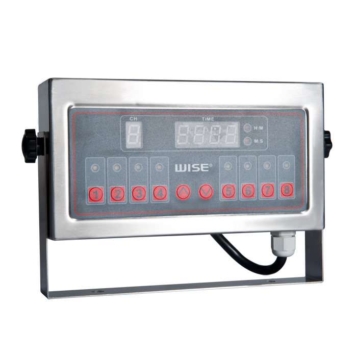 8 Channels Commercial Kitchen Countdown Timer