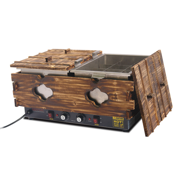 Japanese Oden Machine