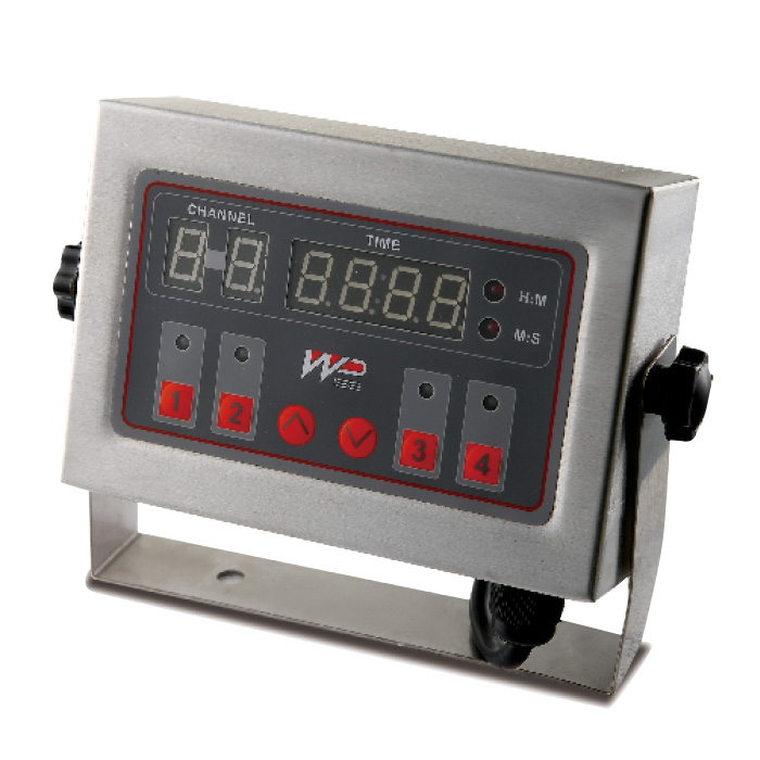 4 Channels Commercial Kitchen Countdown Timer