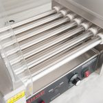 11 Rollers Hot Dog Roller Grill