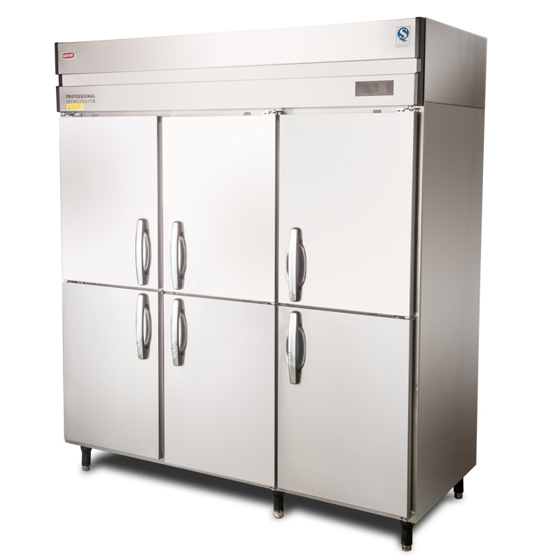 Upright Commercial Refrigerator