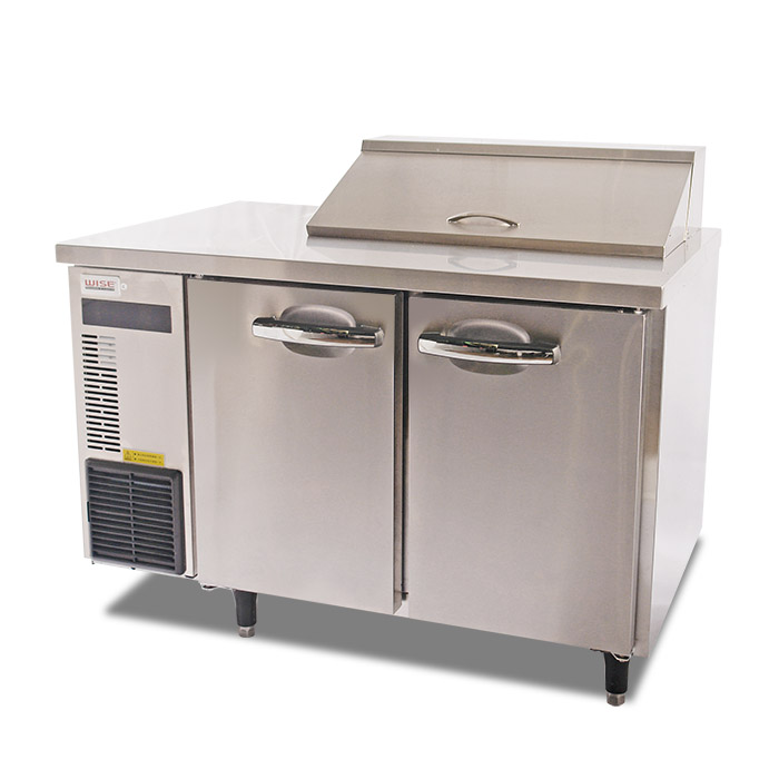 WISE Salad Preparation Refrigerator