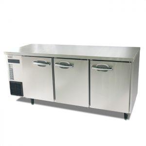 180 Cm Commercial Undercounter Refrigeration Freezer (75 Depth)