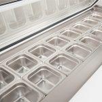 Sandwich Preparation Refrigerator