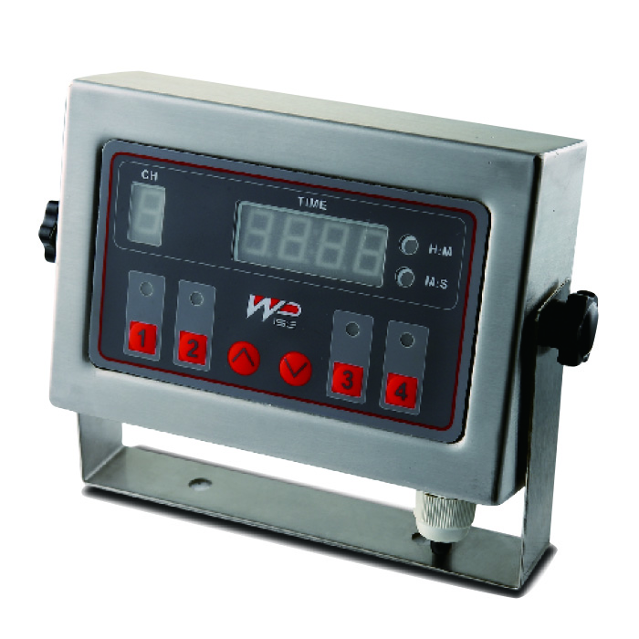 4 Channels Commercial Kitchen Single Function Timer