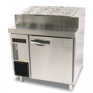 Hamburger Preparation Refrigerator