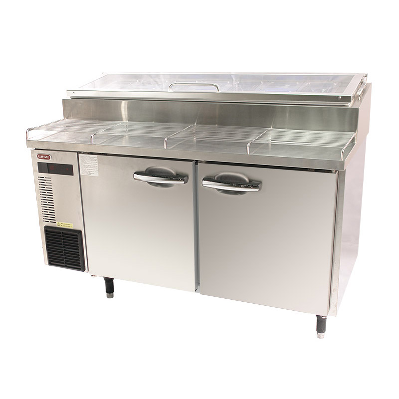 Pizza Preparation Refrigerator