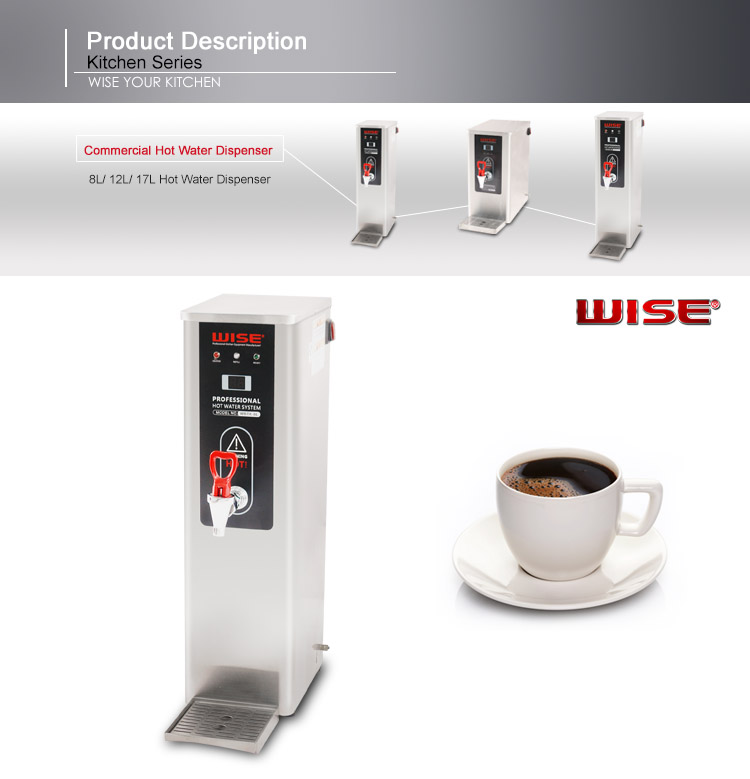 Coffee Maker Hot Water Spigot : Commercial Coffee Makers With Hot Water Dispenser. Bunn Commercial Pourover Airpot Coffee Brewer ...